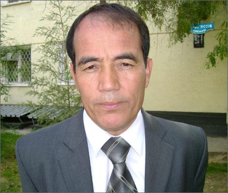 Рухиддин Камилов
