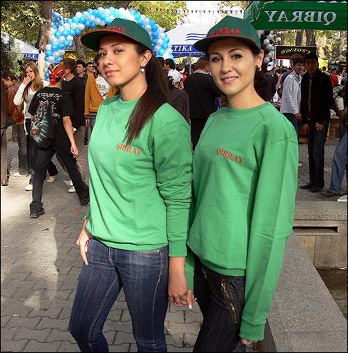 Фестиваль пива в Ташкенте. Ходячие бренды