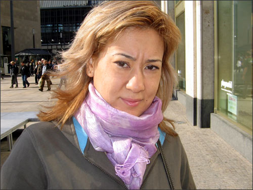 Умида Ниязова в Берлине