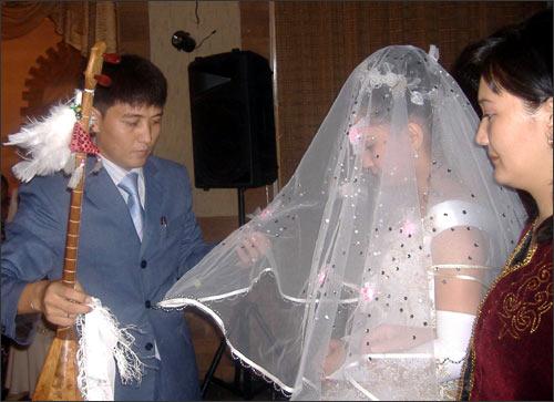 Свадьба в казахстане фото