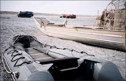 Аральское море. Aral sea. Плавсредства