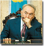 Kazakhstan: Nazarbaev Announced his Anti-Corruption Plan