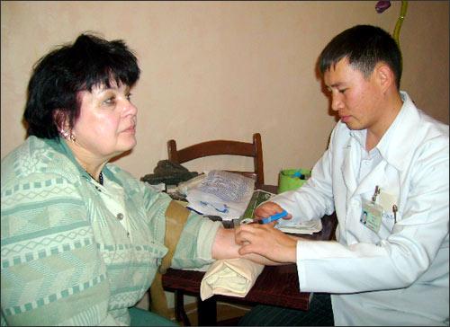 Скорая помощь в Ташкенте