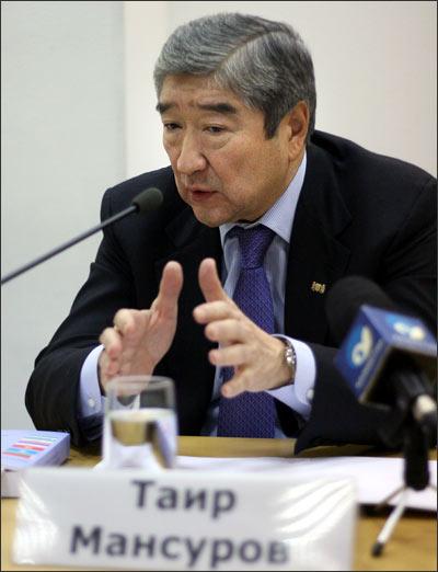 Tair Mansurov