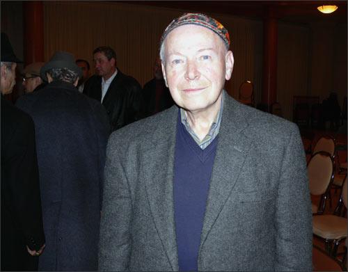 Профессор Изалий Земцовский