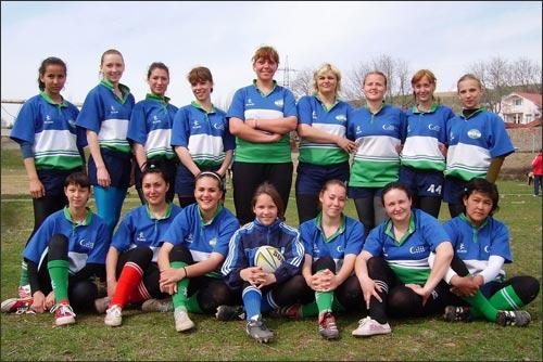 Команда по регби
