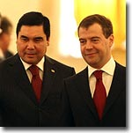 Turkmenistan and Russia will make new gas agreements
