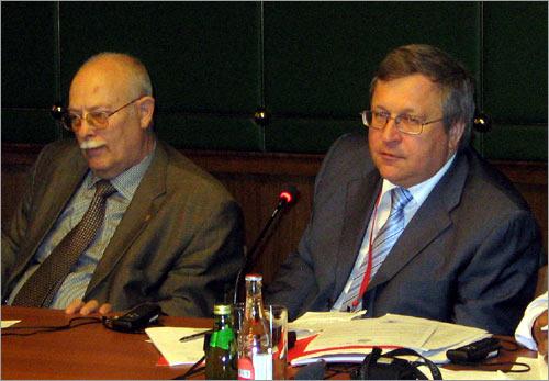 Валерий Иванов и Юрий Крупнов