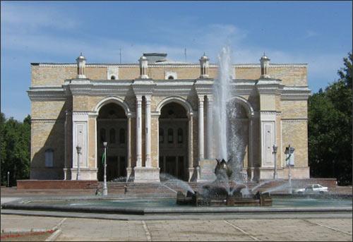 Ташкент. Театр оперы и балета им. А.Навои