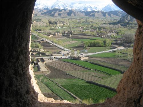 Афганский пейзаж