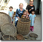 Tajikistan: Survival through revival of ancient crafts
