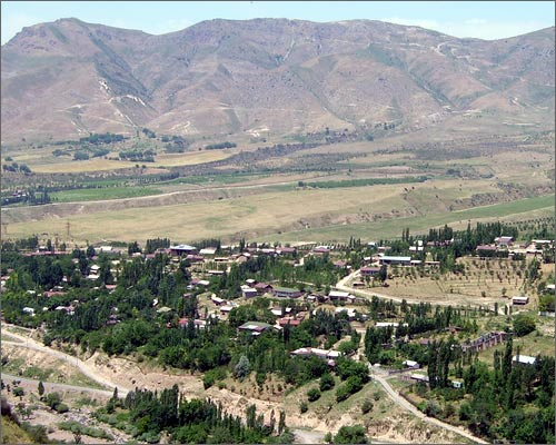 Поселок Кумушкан