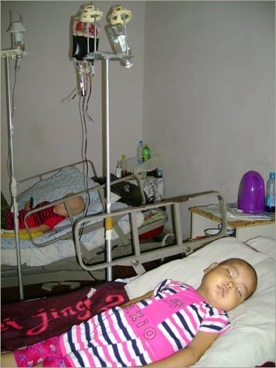 Как сделать переливание крови ребенку 713