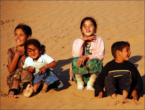 Kids of Damla