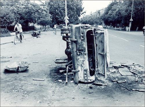 Фергана, 1989 г. Фото Бориса Юсупова