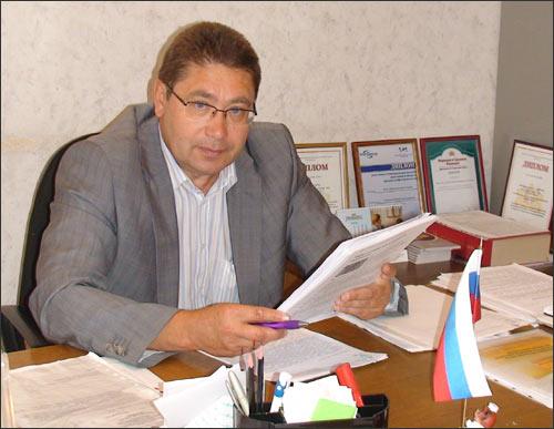 Профессор Сергей Александрович Коротких