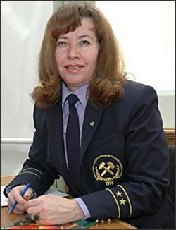 Наталья Царегородцева