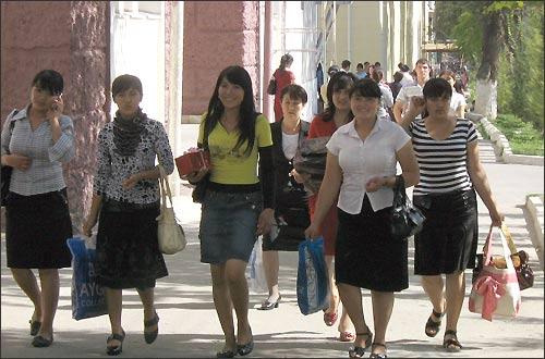 Ташкентские студенты