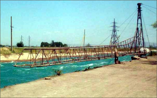 Река Шахрихансай