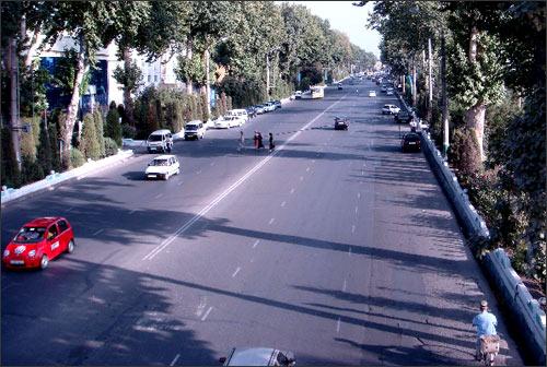 Андижан, проспект Навои