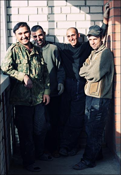 Мигранты Екатеринбурга. Фото © Георгия Щуголя