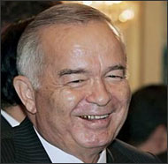 Movement Against Karimov in Europe