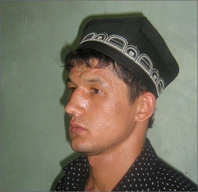 Один из сыновей Саиджахона Зайнабитдинова