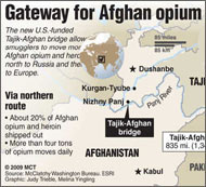 This side of Afghani border. Central Asia braces itself for attacks
