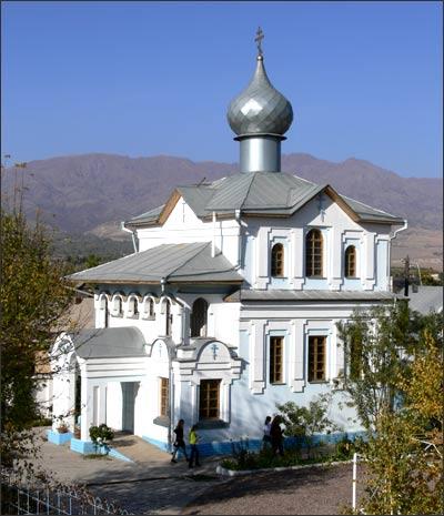 Газалкентский православный храм