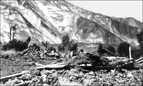 Последствия Хаитского землетрясения