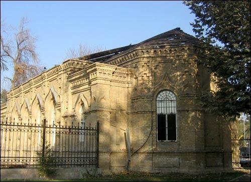 Храм, который сносят