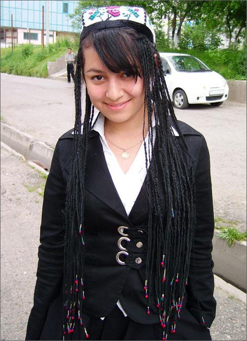 фото узбечка девушек