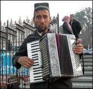 Таджикистан: Живая музыка улиц и площадей