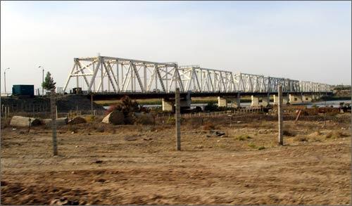 Мост через Амударью