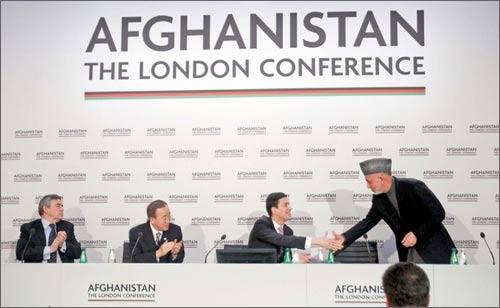 Конференция в Афганистане