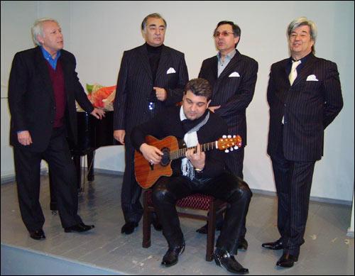 Участники группы Ялла