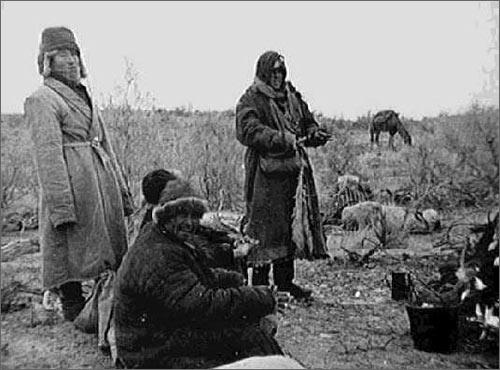 Кочевники Туркестана