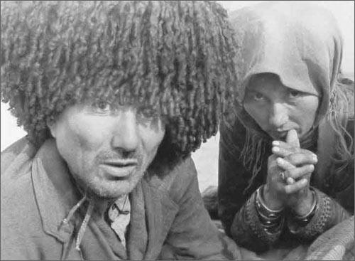 Кочевники-каракалпаки