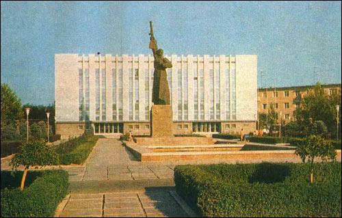 Советский памятник
