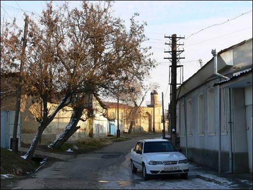 Живописные улочки жилого массива Алмазар будут снесены