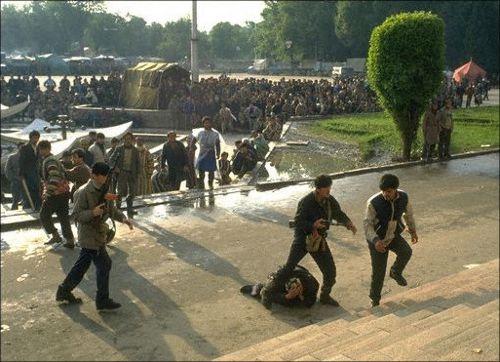 Беспорядки в Душанбе в феврале 1990 года