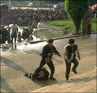 From Lenin square to Shakhidon square: 20 years after February massacre in Dushanbe