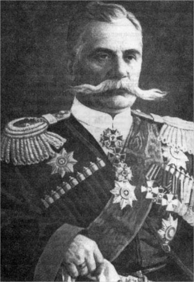 Подполковник Алиханов