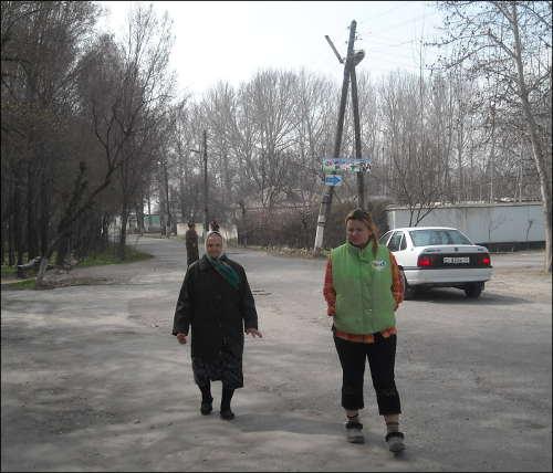 В селе Плотина еще живут несколько русских семей