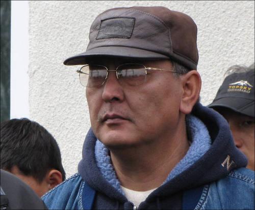 Akhmat Bakiev