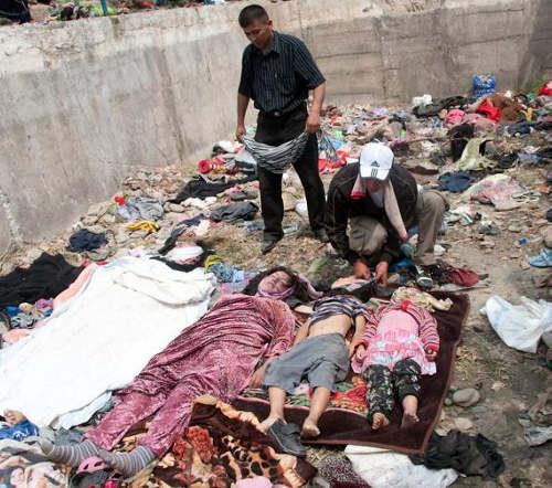 Жертвы этнической чистки