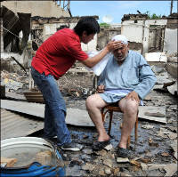Рассказы очевидцев. Житель Оша: «Узбеки здесь не останутся, это катастрофа»