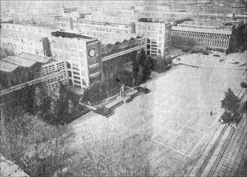 Ташкентский вузгородок