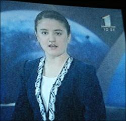 Зарина Рахмонова