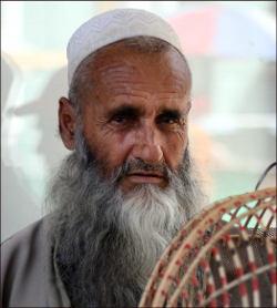 Бородатый таджик